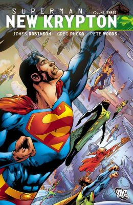 Superman: New Krypton Vol. 3 (NOOK Comic with Zoom View)