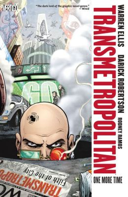Transmetropolitan Vol. 10: One More Time (New Edition) (NOOK Comic with Zoom View)