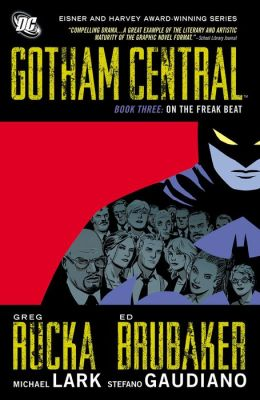 Gotham Central Book 3: On The Freak Beat (NOOK Comic with Zoom View)