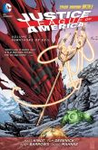 Book Cover Image. Title: Justice League of America Vol. 2:  Survivors of Evil (The New 52) (NOOK Comic with Zoom View), Author: Matt Kindt