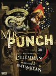 Book Cover Image. Title: Mr. Punch - 20th Anniversary Edition (NOOK Comic with Zoom View), Author: Neil Gaiman