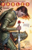Book Cover Image. Title: Fables Vol. 20:  Camelot (NOOK Comic with Zoom View), Author: Bill Willingham