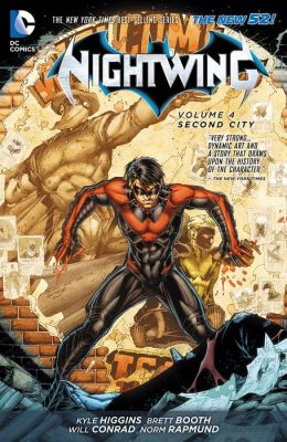 Nightwing Vol. 4: Second City (The New 52) (NOOK Comic with Zoom View)