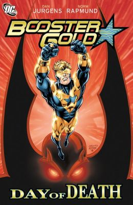 Booster Gold: Day of Death (NOOK Comic with Zoom View)