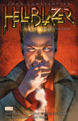 John Constantine, Hellblazer Vol. 2: The Devil You Know (New Edition) (NOOK Comic with Zoom View)