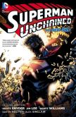 Book Cover Image. Title: Superman Unchained (The New 52) (NOOK Comic with Zoom View), Author: Scott Snyder