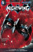 Book Cover Image. Title: Nightwing Vol. 5:  Setting Son (The New 52) (NOOK Comic with Zoom View), Author: Kyle Higgins