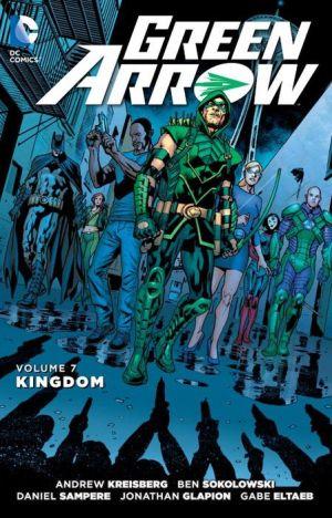 Green Arrow Vol. 7 (The New 52)