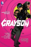 Book Cover Image. Title: Grayson Vol. 1:  Agents of Spyral (NOOK Comic with Zoom View), Author: Tim Seeley