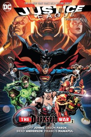 Justice League Vol. 8: Darkseid War Part 2 (The New 52)