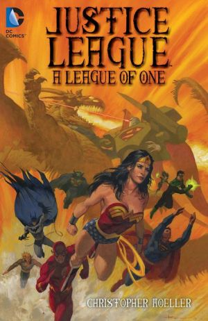Justice League: A League of One (NOOK Comic with Zoom View)