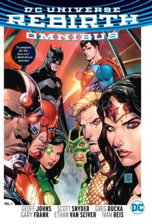 DC Rebirth Omnibus, Vol. 1