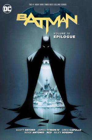 Batman Vol. 10: Epilogue