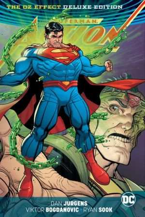Action Comics: Superman-The Oz Effect Deluxe Edition