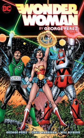 Wonder Woman by George Perez, Volume 3