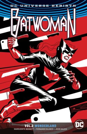 Batwoman, Volume 2: Fear and Loathing