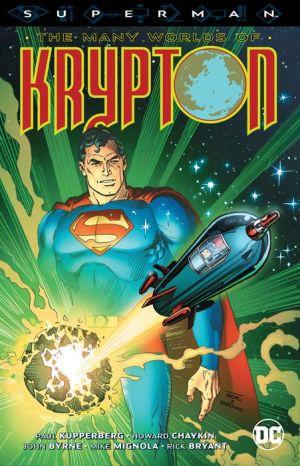 Superman: The Many Worlds of Krypton