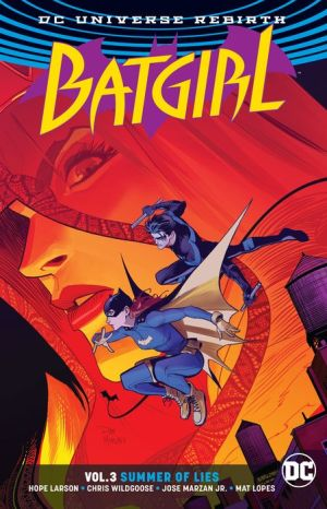 Batgirl, Volume 3: Summer of Lies (Rebirth)
