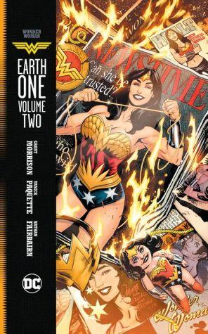 Wonder Woman: Earth One, Volume 2