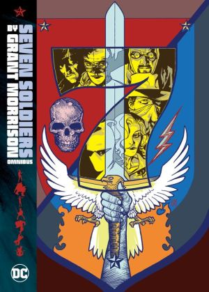 Book Seven Soldiers by Grant Morrison Omnibus