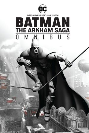 Book Batman: The Arkham Saga Omnibus