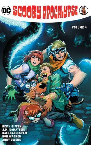 Scooby Apocalypse, Volume 4