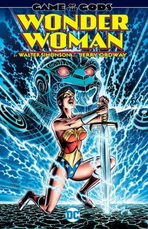Book Wonder Woman by Walt Simonson & Jerry Ordway