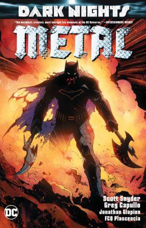 Book Dark Nights: Metal