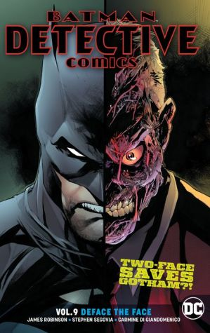 Book Batman: Detective Comics, Volume 9: Deface the Face
