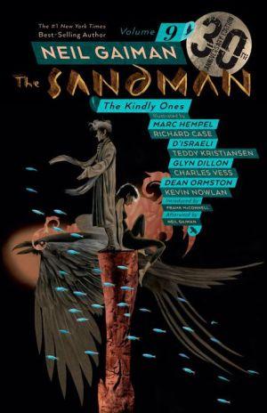 Book Sandman Vol. 9: The Kindly Ones 30th Anniversary Edition