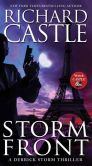 Book Cover Image. Title: Storm Front, Author: Richard Castle