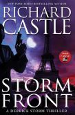 Book Cover Image. Title: Storm Front:  A Derrick Storm Novel, Author: Richard Castle