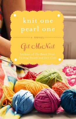 Knit One Pearl One (Jo Mackenzie Series #3)