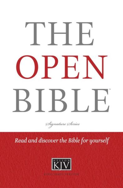 The Open Bible, KJV