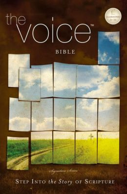 The Voice Bible, Personal Size: Step Into the Story of Scripture
