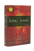 Book Cover Image. Title: King James Study Bible:  Second Edition, Author: Thomas Nelson