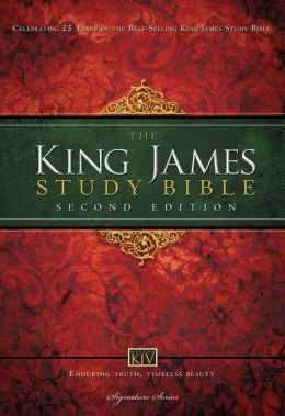 King James Study Bible: Second Edition