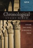 Book Cover Image. Title: The Chronological Study Bible, NIV, Author: Thomas Nelson