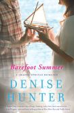 Book Cover Image. Title: Barefoot Summer (Chapel Springs Series #1), Author: Denise Hunter