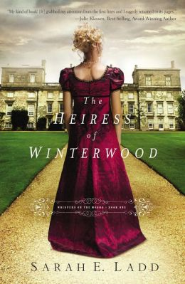 The Heiress of Winterwood (Whispers on the Moors Series #1)