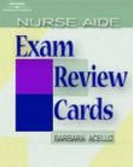Nurse Aide Exam Review Cards