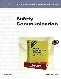 Automotive Service Management: Safety Communications