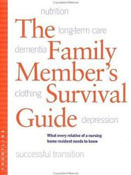 FAMILY MEMBER'S SURVIVAL GUIDE (SINGLE VERSION)