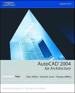 AutoCAD 2004 for Architecture