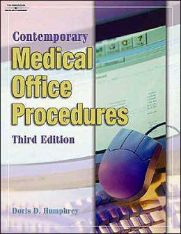 Contemporary Medical Office Procedures, 3e