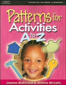 Patterns for Activities A to Z