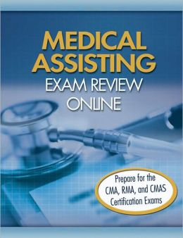 Medical Assisting Exam Review Online, Slimline Individual: Single User Version