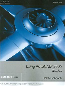Using AutoCAD 2005: Basics