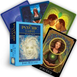 Psychic Tarot Oracle Cards: a 65-Card Deck plus booklet