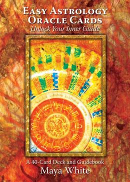 Easy Astrology Oracle Cards: Unlock Your Inner Guide